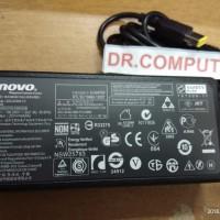 Original adaptor lenovo for pc all in one 20V 6A USB logo lenovo