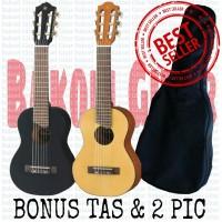 Gitarlele/guitalele custom terbaik Banyak Bonus