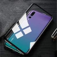 Tempered Magnetik P20/P 20 pro Huawei Metal Case Cover 360 Ultra Neo