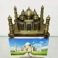 Souvenir mancanegara kado miniatur oleh oleh dunia india taj mahal
