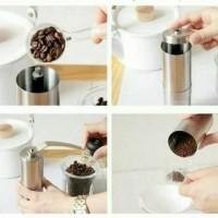 Grinder Cofee potable pengiling kopi