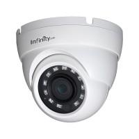 Infinity CCTV BLC-123-QT Black Series HDCVI AHD Digital Kamera Metal