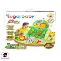 SUGAR BABY Bouncer My Rocker 3 Stages Little Jungle - MRK30002