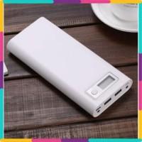 DIY Power Bank Case USB Type C Dual Output & LCD 8x18650