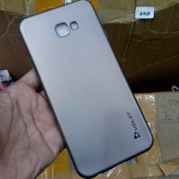 Case Samsung J4 Plus Samsung J4+ Soft Case Silikon Violet Grey Abu Abu