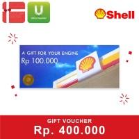 Voucher Shell 400,000
