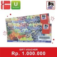 Voucher Superindo Rp 1.000.000