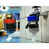 Filter Air Nikita Plus Corong / Penyaring Filter Air Nikita
