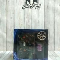 Promo Mod Vapor Vape - Asmodus Spruzza Limited Edition Purple (Rda