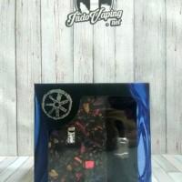 Promo Mod Vapor Vape - Asmodus Spruzza Limited Edition Grey (Rda