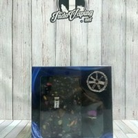 Promo Mod Vapor Vape - Asmodus Spruzza Limited Edition Black (Rda