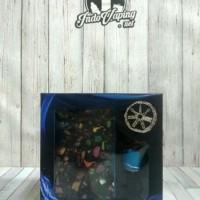 Promo Mod Vapor Vape - Asmodus Spruzza Limited Edition Blue (Rda