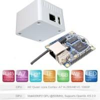 Paket Orange Pi Zero A2 / Mini Komputer PC ( seperti Raspberry Pi )