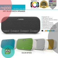 RAPOO A-500 NFC Bluetooth Portabel Speaker Mini For Smartphone PC