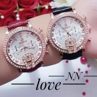 jam tangan wanita terlaris ternurah 3143 - Merah