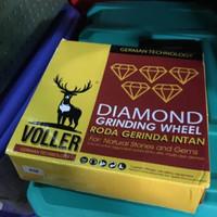 "Diamond Polishing Wheel VOLLER 6"" Berbagai Grit"