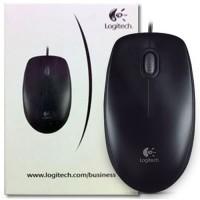 Mouse USB Logitech B100