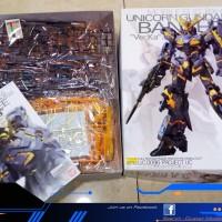MG 1/100 Gundam Unicorn Banshee Ver. Ka