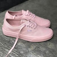 Sepatu VANS Authentic Rosy Pink