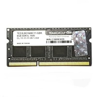 team Elite sodimm 8GB Ddr31 pc12800- Notebook RAM