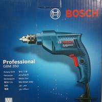 BOSCH drill atau Bor GBM350