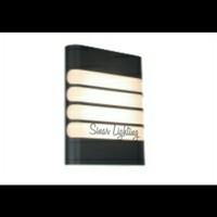 Lampu dinding minimalis outdoor 4112/12 watt