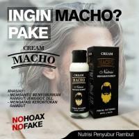 MACHO - Obat Penumbuh Rambut
