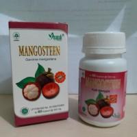 Mangosteen - Kapsul Kulit Manggis Inayah