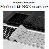 Keyboard Protector MacBook 13 inch Non Touch Bar Premium Ultra thin
