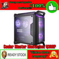 Casing PC Cooler Master Masterbox Q300P with RGB Controller