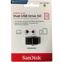 Sandisk Ultra Dual USB Drive 3.0 32GB (OTG Flash Disk) Original