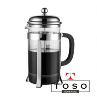 Florenza Coffee Plunger 6 CUP 600ml French Press Fiorenza 6cup