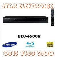 DVD PLAYER BLURAY SAMSUNG BD-J4500R FULL HD CODEC USB MOVIE NEW