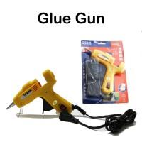 Glue Gun - Lem tembak kecil - prakarya -kerajinan tangan -lem pistol