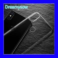 Xiaomi Mi A2 - Mi6X - Clear Soft Case Casing Cover Transparan