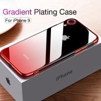 CAFELE iPhone X Xs Max Xr Case - Luxury Gradient Fashion Transparent