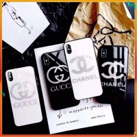 Casing import murah for iphone X 6 6S 7 8 plus gucci luxury fashion