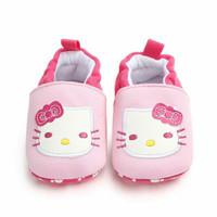 import Sepatu Bayi Import Prewalker Shoes Anak crown
