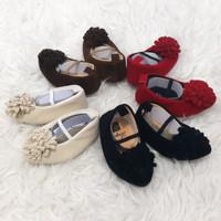 import Sepatu Bayi Import Prewalker Shoes Anak bungq