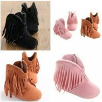 Promo Sepatu Bayi Boot Import Prewalker Shoes A