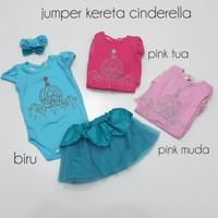 Paling laris Baju Jumper Bayi Anak Perempuan Set