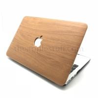 MacBook Case WOOD BROWN