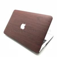 MacBook Case WOOD MAHOGANY