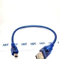 Kabel Data HDD Hardisk Hard Disk DVD External Mini USB 5 Pin Camera