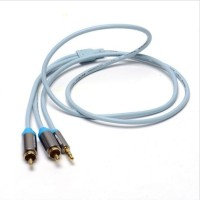 Vention Kabel 3.5mm Male ke 2 RCA Male HiFi - 10M