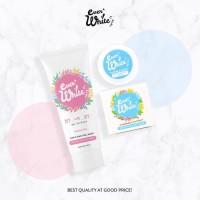 Paket Everwhite Pink & Blue - Body & Axillary Cream by Ever White