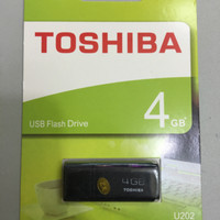 Flashdisk Toshiba 4GB Black