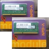 RAM Laptop Sodimm VGeN 4GB DDR3L PC12800