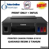 PRINTER CANON INKJET PRINTER PIXMA G1010
