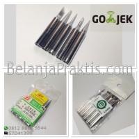 Kepala Mata Solder Tip 5pcs for 907 60W 220V